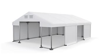 4 plné komerčné skladovacie stany p50 300